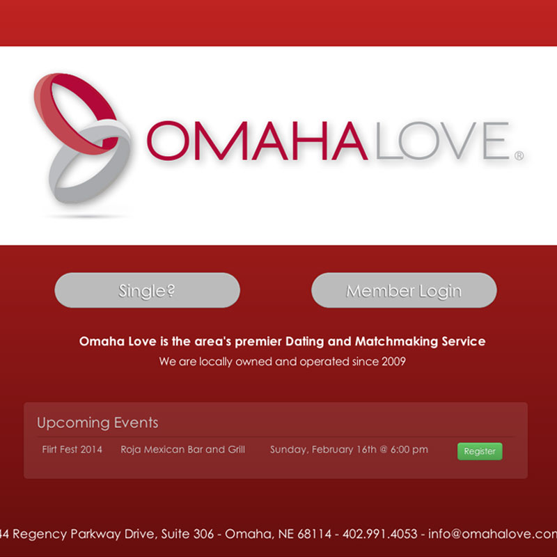 Omahalove.com screenshot